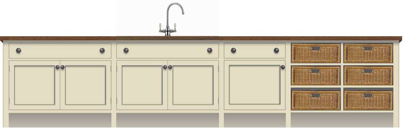 S uscm 300 unfitted furniture for Kitchen cabinets 07726