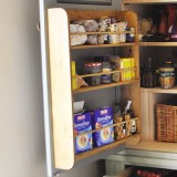 Internal Spice Racks