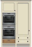 Two Single Oven Housings