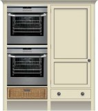 Two Single Ovens & Fridge/Freezer Housings